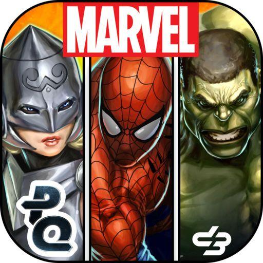 Hack Marvel Puzzle Quest