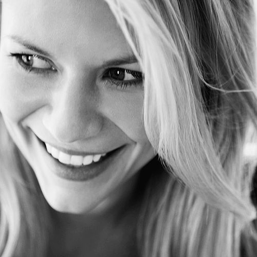 Claire Danes. I just love her! Smart, classy, and a great actor. Not your stereotypical silly blonde.