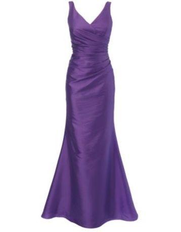 Cadbury Purple Bridesmaid Dresses Jazz WeddingWedding StuffDream