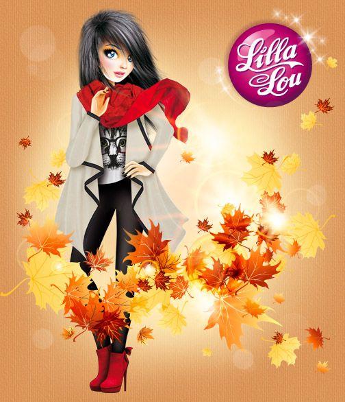 Jesienna Lilla Lou! :)  lillalou-teens.pl lillalou.pl