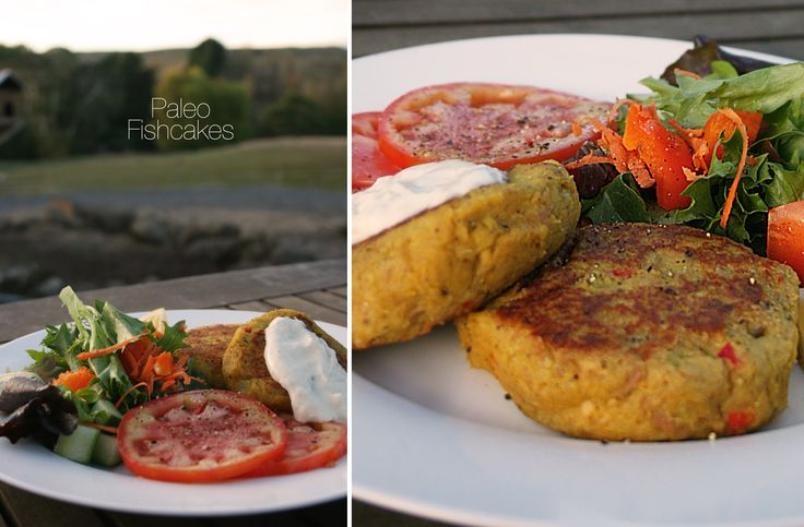 Paleo fishcakes. Find my recipe at www.facebook.com/budgethealth and www.healthyeatingonastudentbudget.wordpress.com