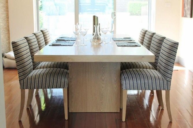 Classic Furnishings Australia Interior Design Featuring our Hampton dining chairs