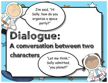 rules for writing dialogue pdf