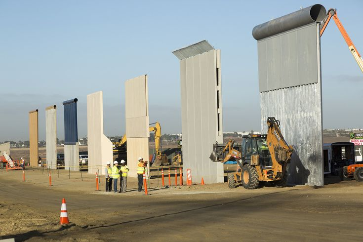 border wall prototype construction environmental law on border wall id=39373