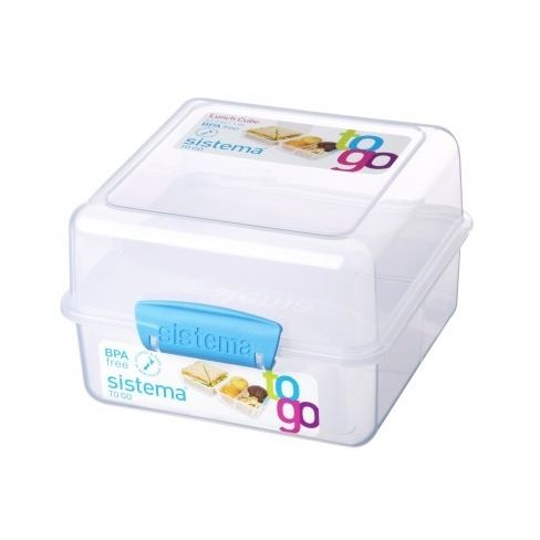 Sistema To Go 1.4L Lunch Cube