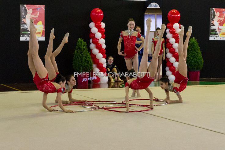 Trofeo Irene Bacci 2013  Squadra Nazionale Italiana Juniores  #rhythmicgymnastics #ginnasticaritmica