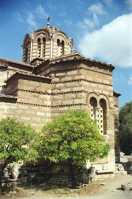 CZ AKTUÁLNĚ (DIES IRAE): Weekend v Řecku. Některé památky a historie. Zadlu...