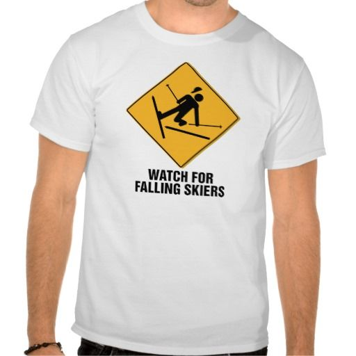 =>>Cheap          	Watch For Falling Skiers ~ Ski Skiing Sign Tshirt           	Watch For Falling Skiers ~ Ski Skiing Sign Tshirt lowest price for you. In addition you can compare price with another store and read helpful reviews. BuyThis Deals          	Watch For Falling Skiers ~ Ski Skiing S...Cleck Hot Deals >>> http://www.zazzle.com/watch_for_falling_skiers_ski_skiing_sign_tshirt-235159410416768270?rf=238627982471231924&zbar=1&tc=terrest