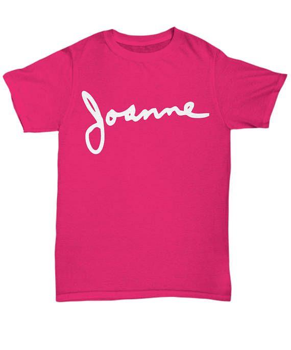 Joanne Lady Gaga shirt Tee T-shirt  S  5XL 7 Colours