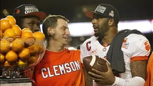 Stand for Clemson and Christ. Sign letter of support on ACLJ.org.   Please like FB page IsupportDabostandforjesus