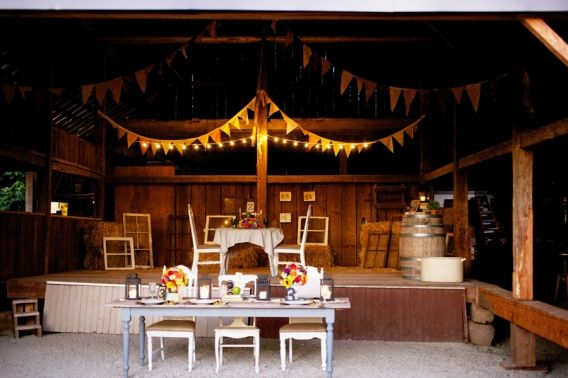 Barn Wedding Venues In Oregon