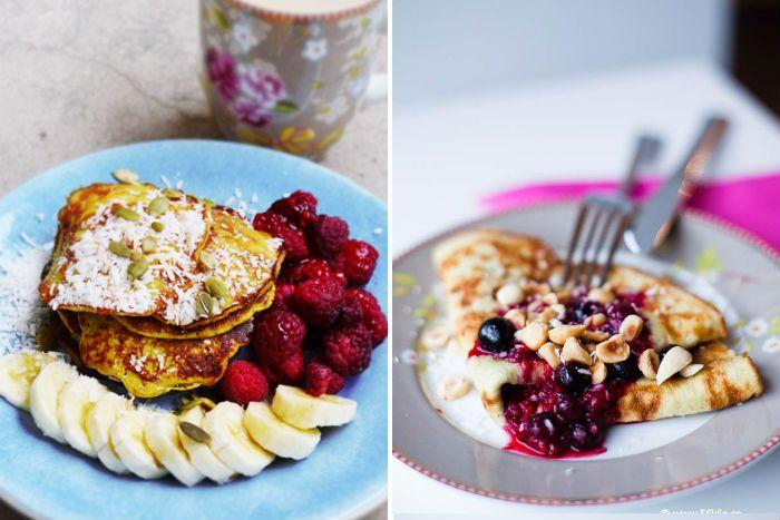Bloggarnas 10 bästa recept på bananpannkaka