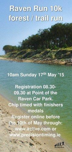 Run Wexford Raven Run 10k Forest / Trail