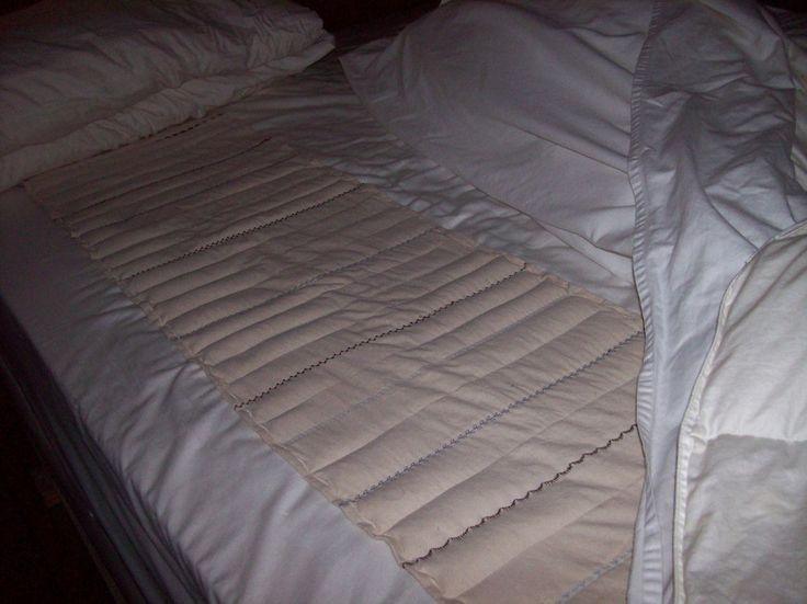 homemade bed warmer.