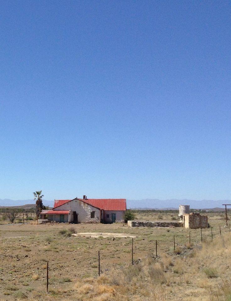 HomeStead Ruins Karoo