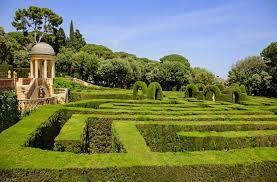 Resultado de imagen para Parque del Laberinto de Horta Barcelona
