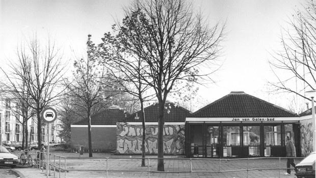 Jan van Galenbad, De Baarsjes, Amsterdam, 1994
