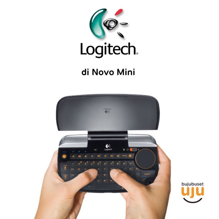 Logitech diNovo Mini Bluetooth With Touchpad Mouse  IDR 1.210.000