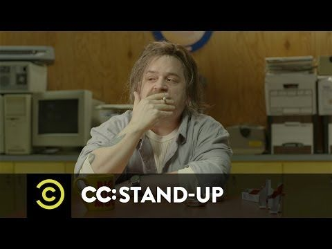 """Patton Oswalt Is a """"True Detective"""" - YouTube"""
