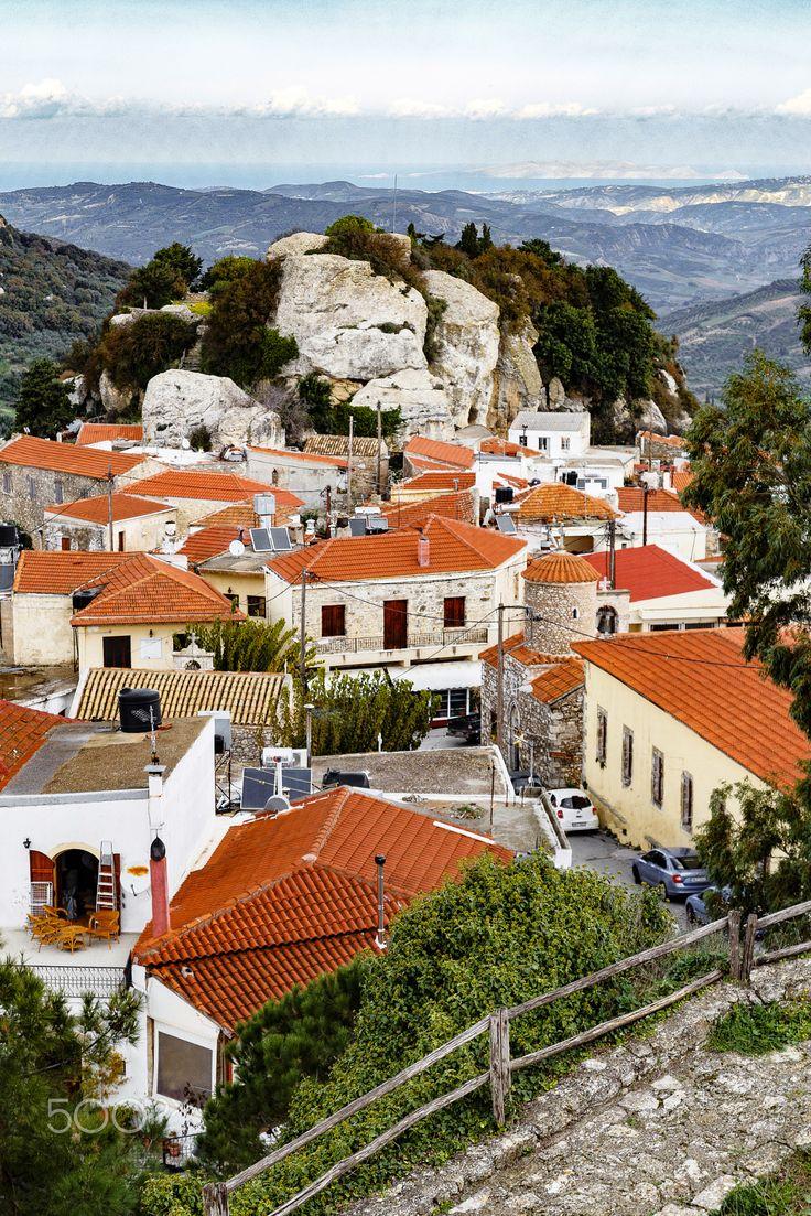 Agios Thomas Village view - view of Agios Thomas Village