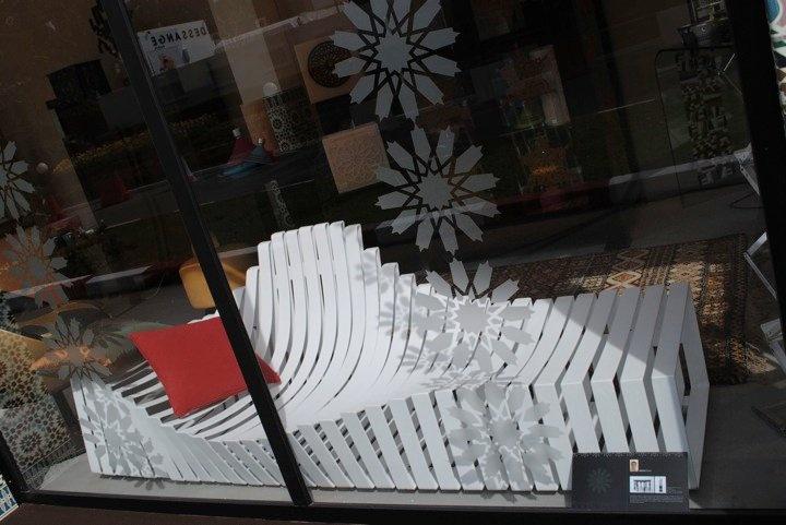 Méridienne Piano by Mahdi Naim