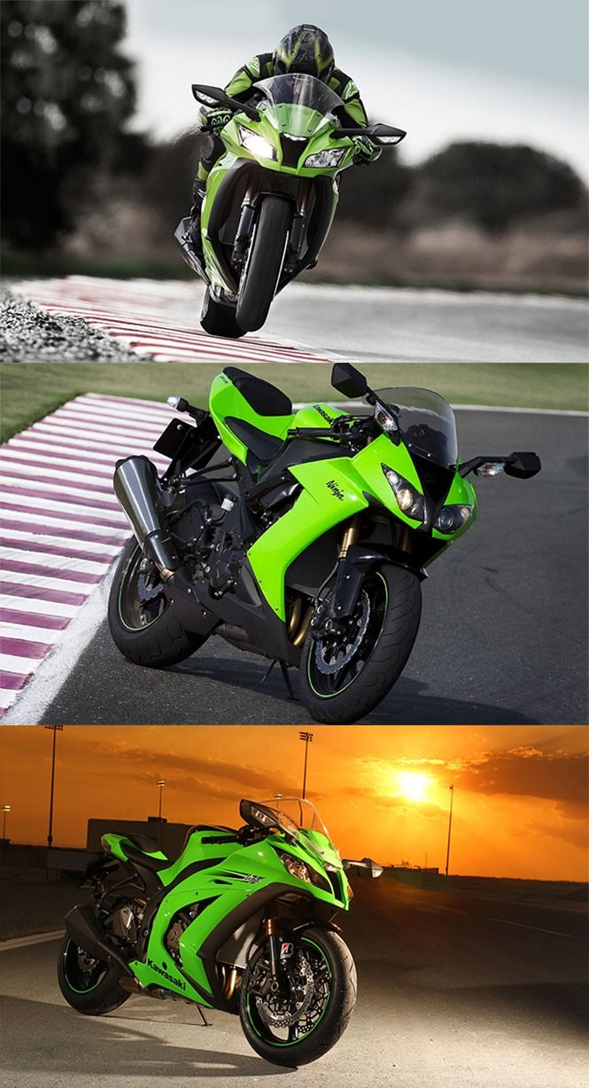 Next Generation #Kawasaki Ninja ZX-10R Conforms for 2016 #bike #motorcycle