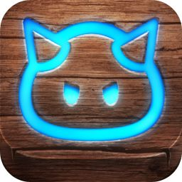 Battle Camp started out w/ a simple, very physical-looking icon like this. Pretty memorable icon.