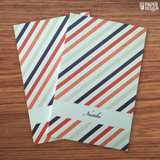 Slanty #stripes on the cover of a personalised #notepad, ready to be shipped today! Any way you use it, it'll be #stylish. #PDC promise:)  #Notepad #Notepads #CustomNotepad #CustomNotepads #NotepadsOnline #NotepadsIndia #NotepadsOnlineIndia #NotepadsandDiaries #CustomNotepadsIndia #CustomNotepadsBulk #Bangalore #India