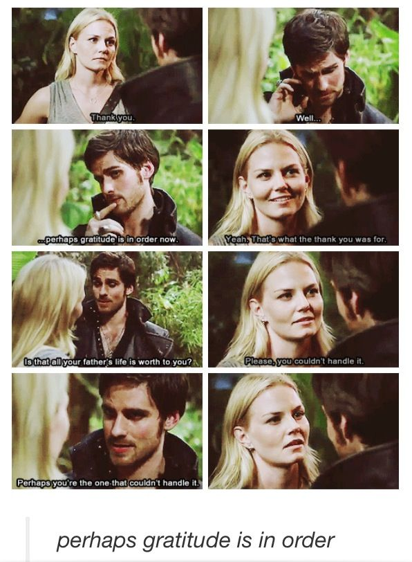 This scene was awesome :) Love Hook <3