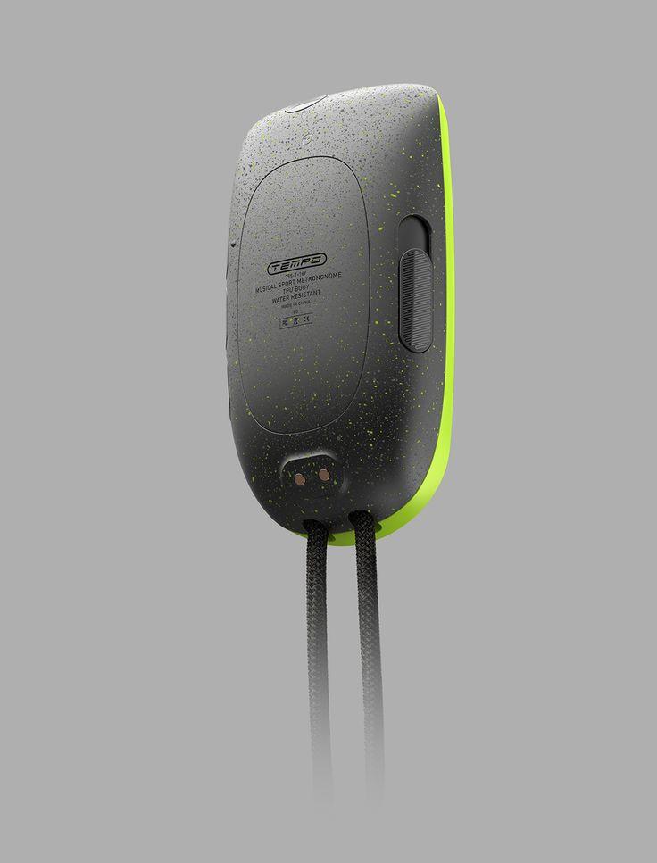 Tempo // Sport Metronome Concept Design on Behance