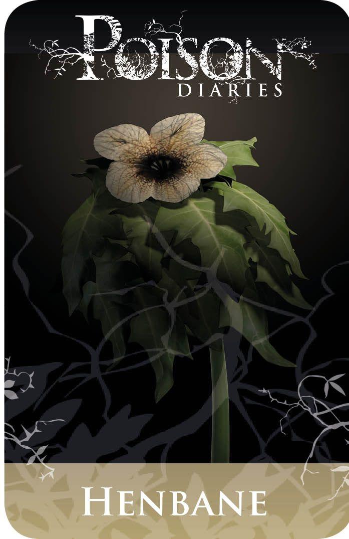 Poisonous Plants: #Henbane.