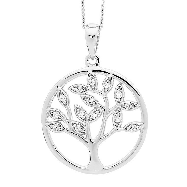 Tree of Life Pendant by Ellani