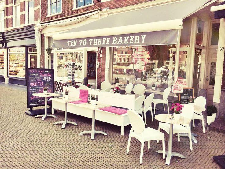 Terrace Ten to Three Bakery (Delft)