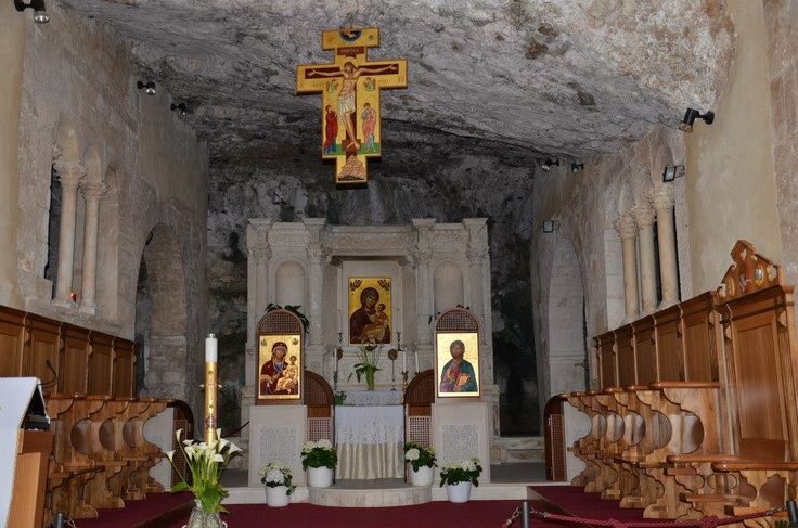 Pulsano Abbey, Gargano, Apulia region, Foggia province, Open South Project