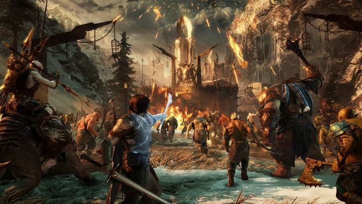 Middle-earth: Shadow of War Review Nothing will be forgotten.  That's the tag-line for Middle-earth: Shadow of War, and I certainly haven't forgotten how brilliant Shadow of Mordor was; it became an addiction to hunt down Orcs and slash them to pieces to get my kicks in what was my Game of the Year at the time. The bar has been set pretty high for Monolith's sequel, Shadow of War, but...