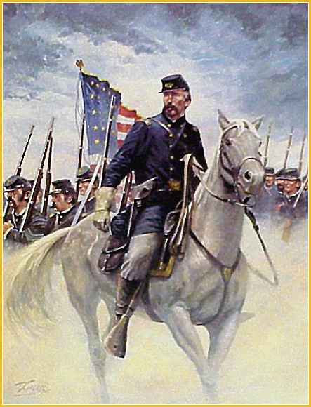 lieutenant colonel joshua lawrence chamberlain in the movie gettysburg Joshua lawrence chamberlain edited by: robert guisepi, 2002 back he was soon made lieutenant colonel of the 20th maine volunteer infantry regiment (which was made into the movie gettysburg.
