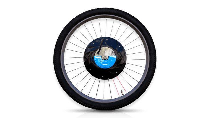 昨今では電気で動く自転車、いわゆる「E-BIKE」がどんどん進化していて、性能が良いものも出てきています。ここで紹介する「UrbanX Electric E-Bike Wheel」は、車輪のみの商品。自転車の前輪を付け替えるだけで、簡単に電動自転車にカスタマイズできるんです。しかも、取り付け時間は…たったの60秒!?バッテリー、モーター、そして高性能なブレーキが搭載された「UrbanX」。ス...