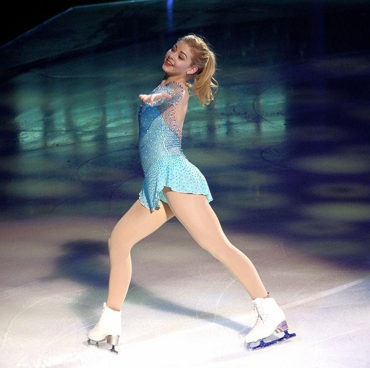 Gracie Gold - Frozen