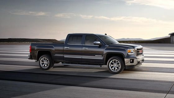 A look at the all new 2014 GMC Sierra Truck