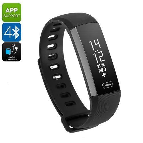 Fitness Tracker Bracelet M2S (Black)