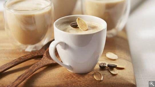 Panna cotta léger au café et aux amandes grillées: ingrédients, préparation, trucs, information nutritionnelle
