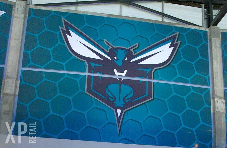 The Charlotte Hornets take on the Atlanta Hawks tonight for the last regular season game.  #CLTHornets #Hornets #CLT #MatrixFrame #XPRetail