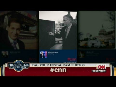 Brooke Baldwin asks viewers to instagram their inauguration photos to #CNN.