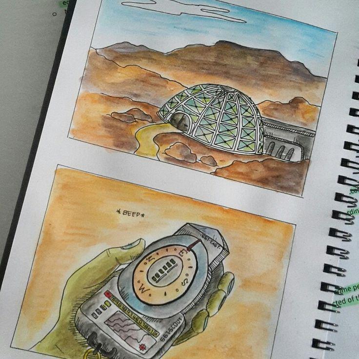 Terra Concept Art #1