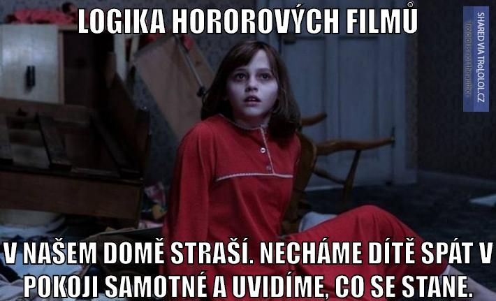 Hororové filmy