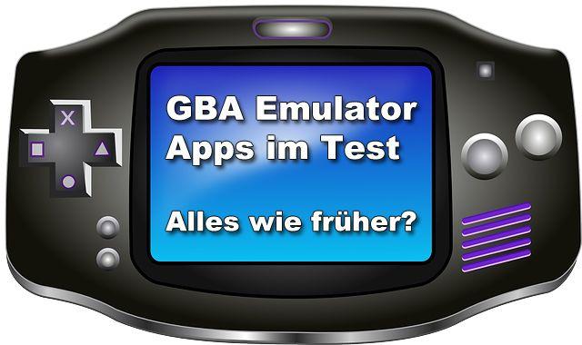 Habt Ihr früher auch einen Nintendo Gameboy Advance Euer Eigen genannt? Dann könnte ein passender GBA Emulator für Android Smartphones das Richtige für Euch sein - Retrofeeling pur...