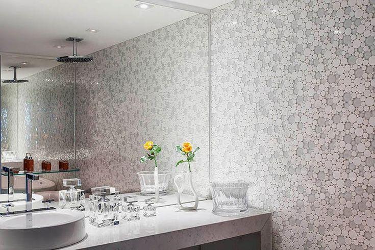 40 Bancadas De Banheiros Lavabos Veja Modelos Modernos E