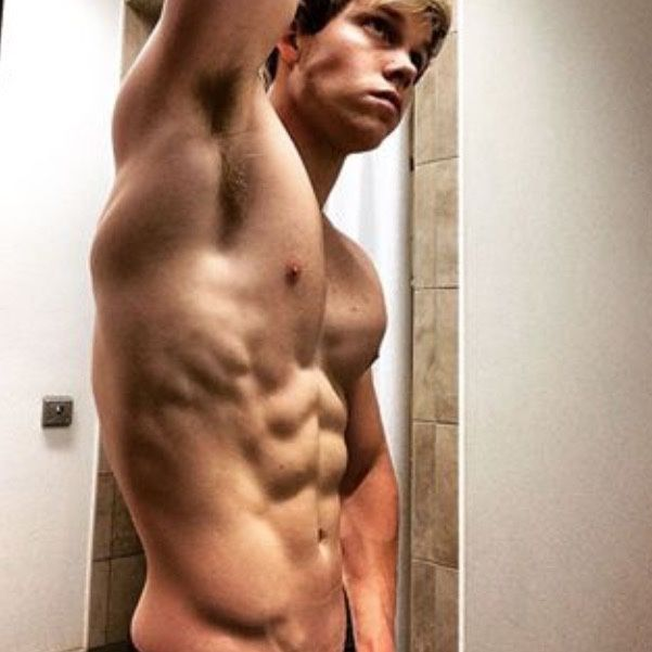 Sexy Teen Muscle 119