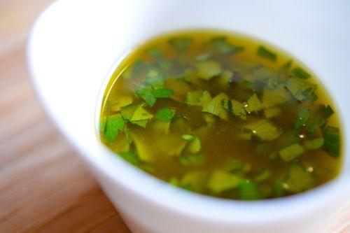 Leon's Caper and Anchovy Miracle Sauce | Award-Winning Paleo Recipes | Nom Nom Paleo