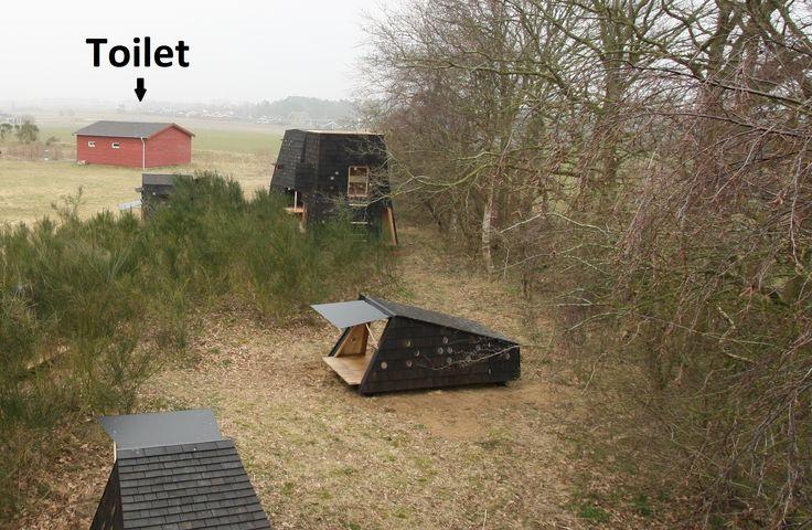 Millinge klint toilet